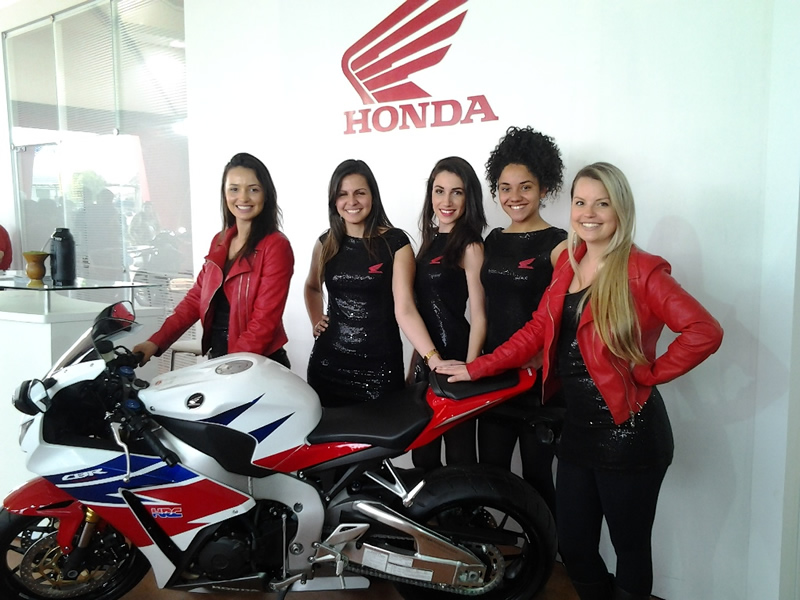Honda - Expointer - Atitude Marketing Promocional
